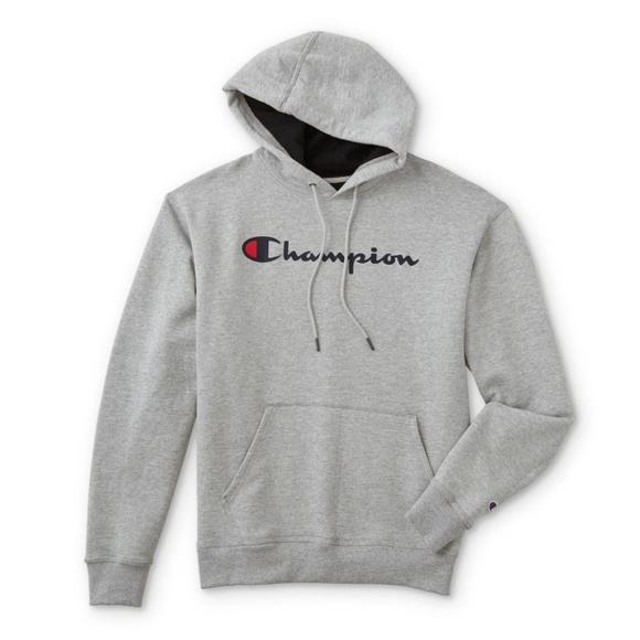 Champion Other - Champion FLC Gray Pullover Hoodie